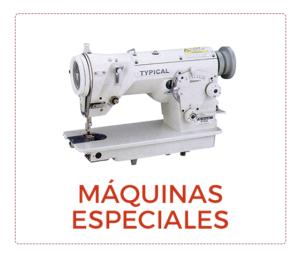 Máquinas especiales